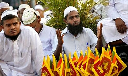 Sri Lankan Muslim