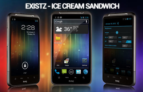 How To Install ICS Android 4 0 4 Firmware On HTC Inspire 4G