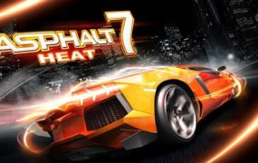 Asphalt 7: Heat for Android Available For Download In Google Play Store
