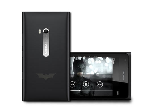 Nokia Lumia 800 The Dark Knight Rises Limited Edition Launched In India