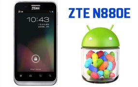 ZTE N880E Android 4.1 Jelly Bean Smart Phone Launched In China