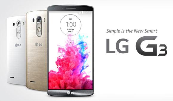 LG G3 Super Smartphone
