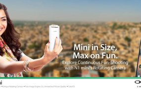 Oppo N1 mini launched for Rs. 26990 in India