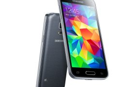 Samsung Galaxy S5 Mini Dual SIM listed on official website