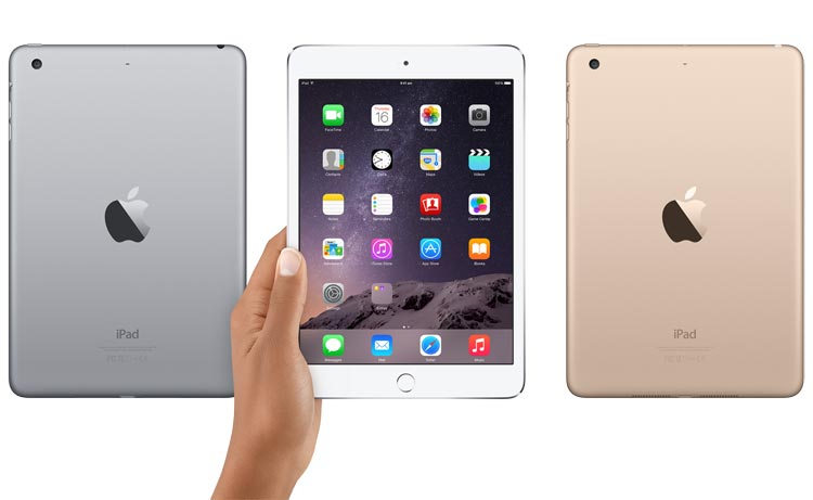 Apple iPad Mini 3 Specs, Features and Price In India