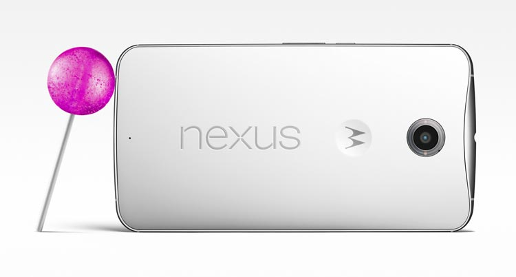 Google Nexus 6 Price In India