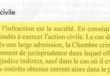 Definition Des Interets Civils Ou Dommages Et Interets Dommages Et