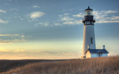Yaquina Head Lighthouse wallpaper
