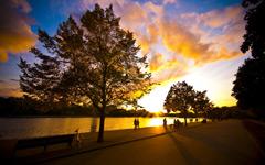 High-resolution desktop wallpaper Autumn is Here by Macindows