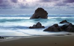 High-resolution desktop wallpaper Twilight at Big Sur by MattGranz