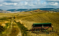 High-resolution desktop wallpaper Tuscany by Mocus68