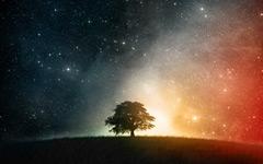 High-resolution desktop wallpaper Cosmosition by Macindows