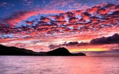 High-resolution desktop wallpaper Powerful Sunrise by MasterChief