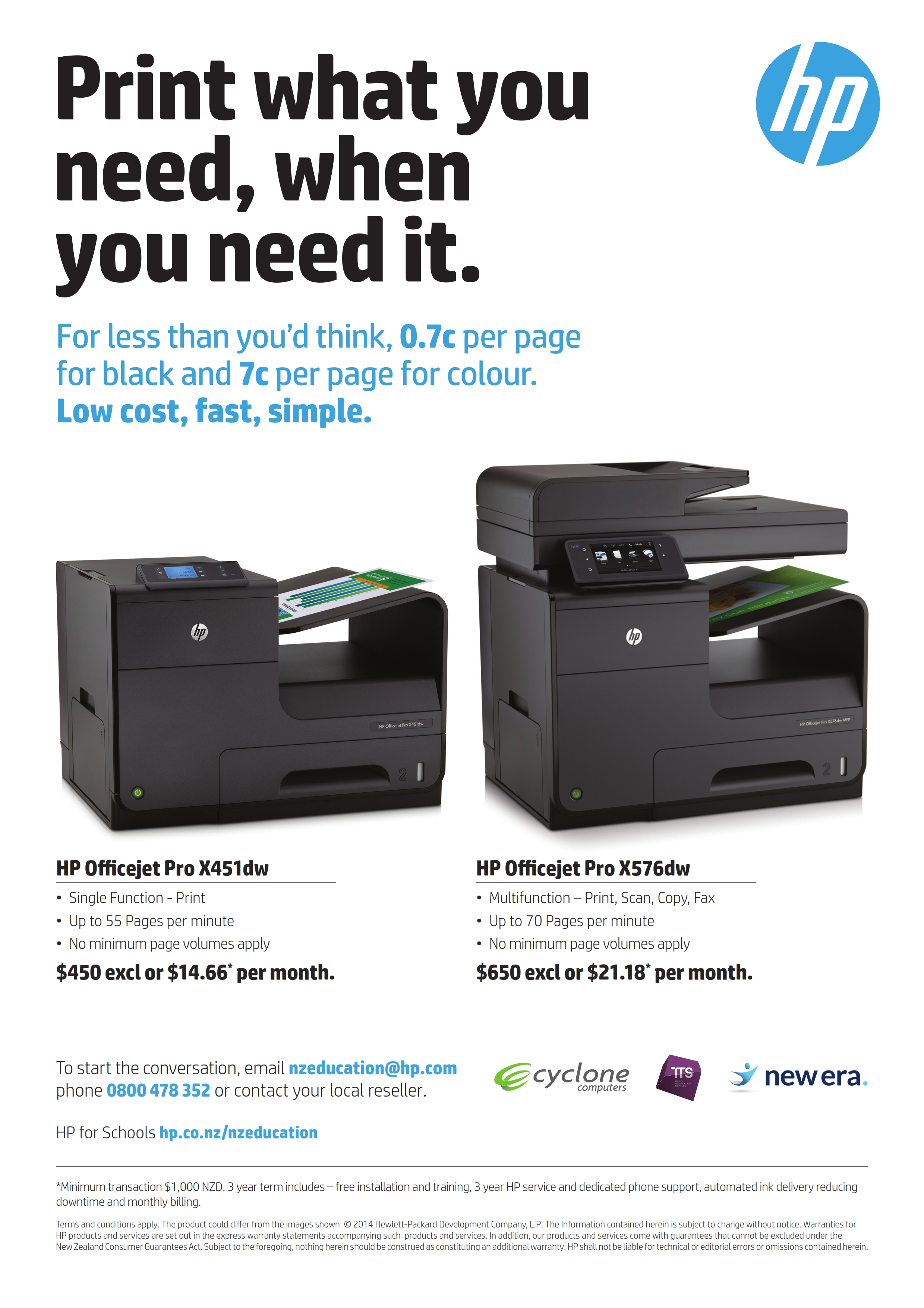 Qa Hps Managed And Mobile Printing Solutions Ink Free Photo Printer Technology