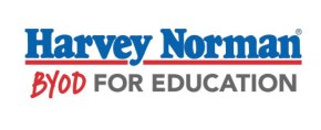 Harvey-Norman-BYOD-Logo