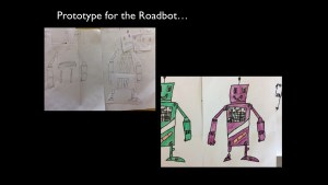 the Roadbot's Journey