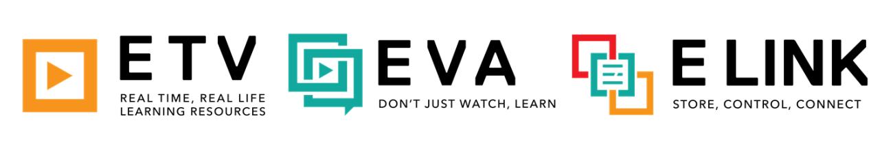 ETV logo trio