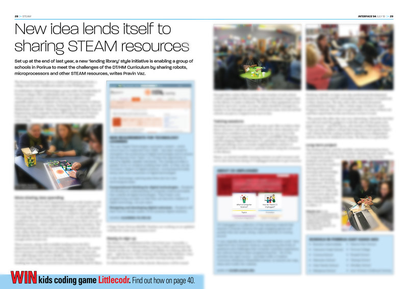 New Idea Lends Itself To Sharing Steam Resources