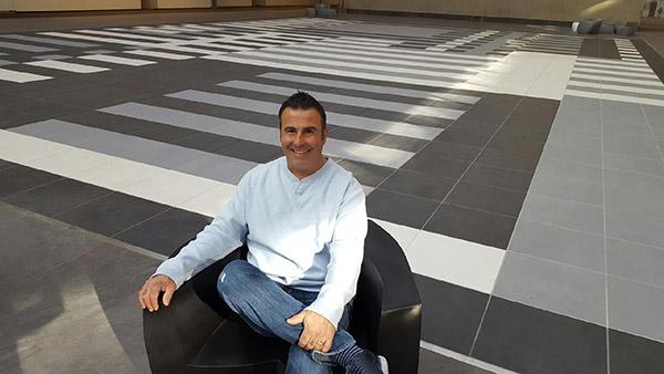 Owner, Peter Kyriakoulis