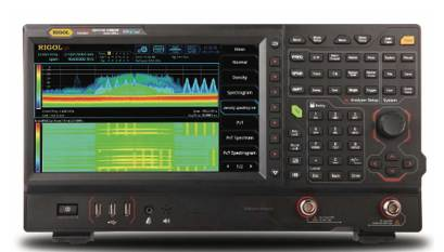 RIGOL Announces New RSA3000: Real-Time Spectrum Analyzer