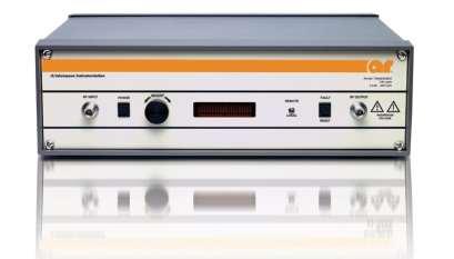 New Class A Amplifier Design, 600 Watt CW, 10 kHz - 400 MHz