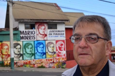 Eduardo Morris. Foto de Nelsón Muñoz