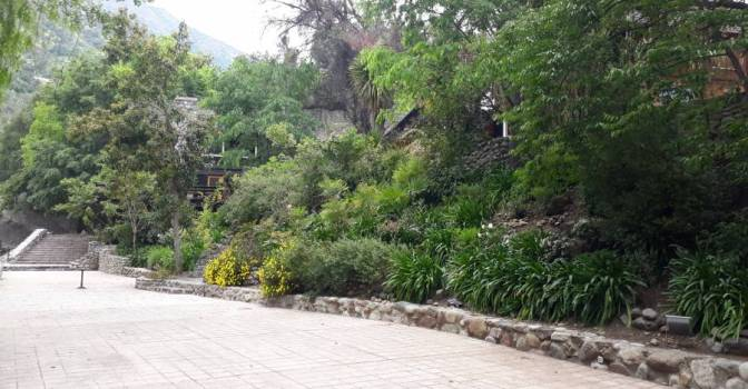 Interior de El Cañaveral, hoy