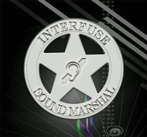 Interfuse Sound Marshal Badge
