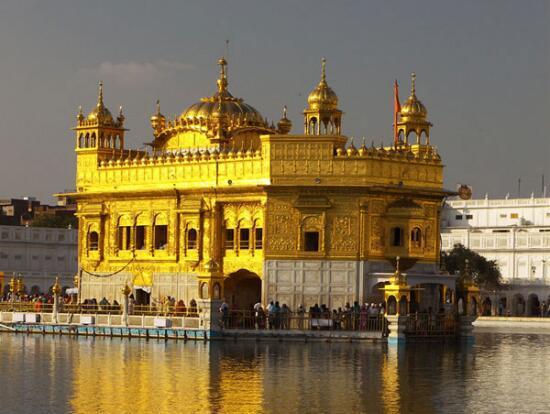 2 黄金寺院