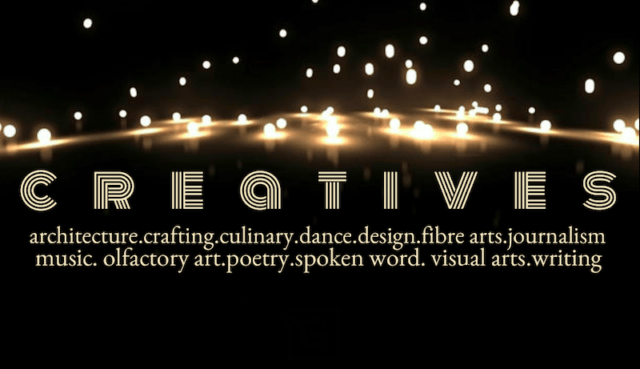 Creatives Group Journey – Reconnect with Your Creativity
