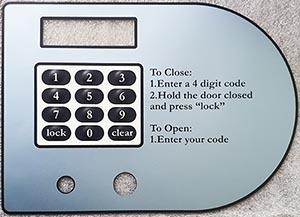 Клавиатура сейфа Onity OS300
