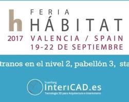 Nos vemos en Feria Habitat 2017