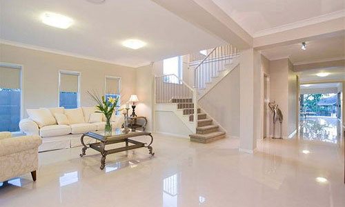 Luxe Interieur Inrichting : Interieur voorbeelden woonkamer moderne woonkamers inrichting