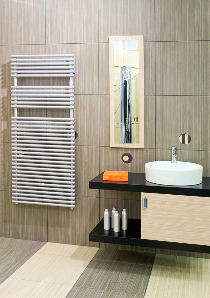 Badkamer voorbeelden modern - Badkamer in m ...