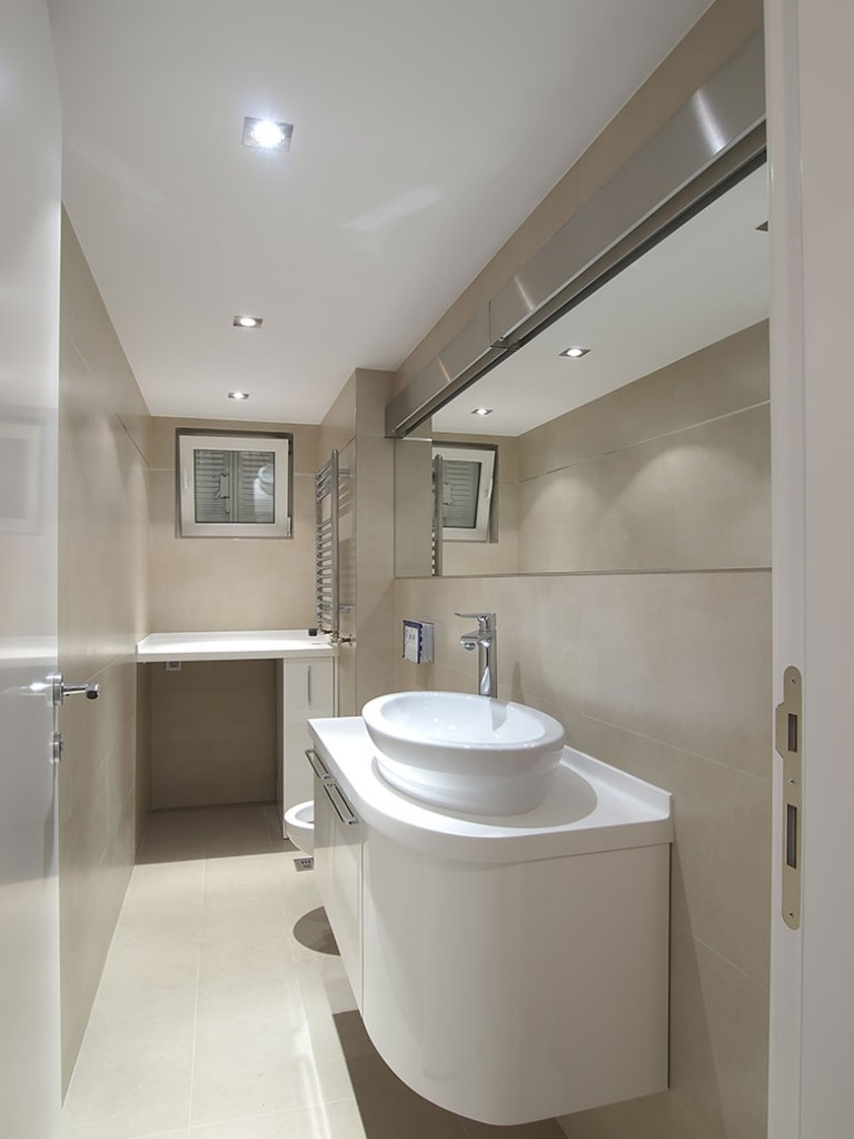 Moderne Badkamer Ideeen : Badkamer ideeen inloopdouche modern badkamer met inloopdouche