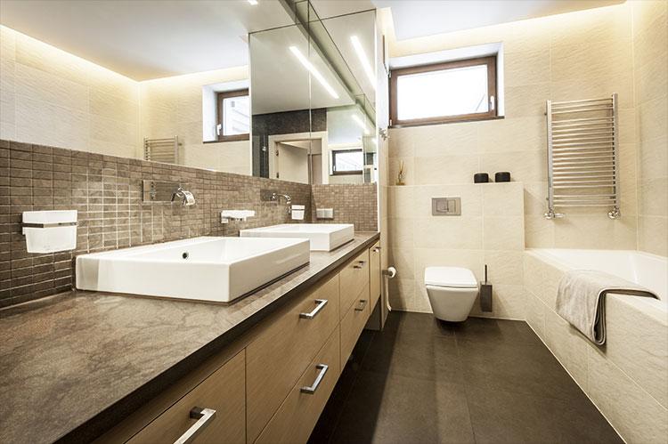 badkamer: ideeen, foto's, voorbeelden en verbouwen, Badkamer