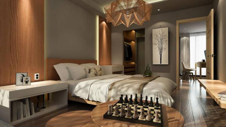 inloopkast slaapkamer