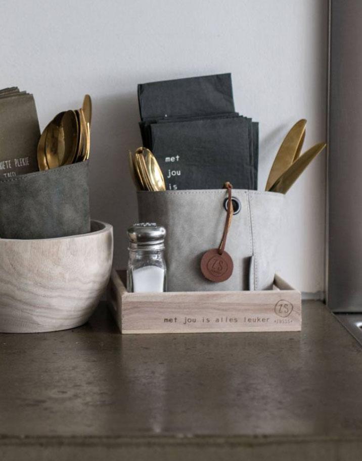 dienblad keukenspulletjes