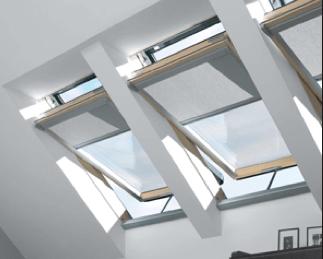 domotica in huis ramen