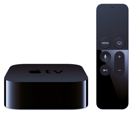 ipad beamer via apple tv