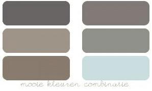 pastel kleuren