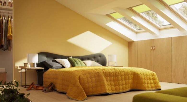 natuurlijk licht in huis slaapkamer ramen