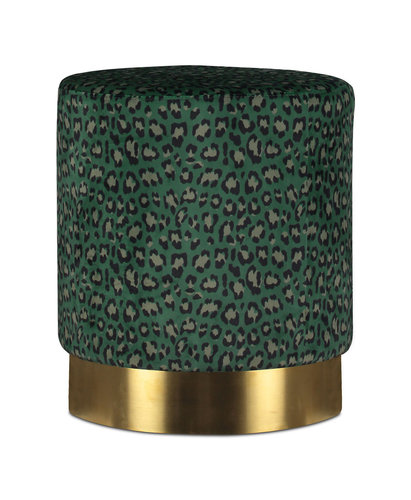 Essenza Essenza poef Bory 40x43 green