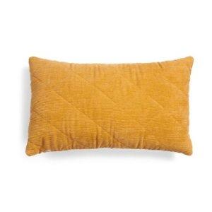 Essenza Essenza sierkussentje Billie 30x50 mustard