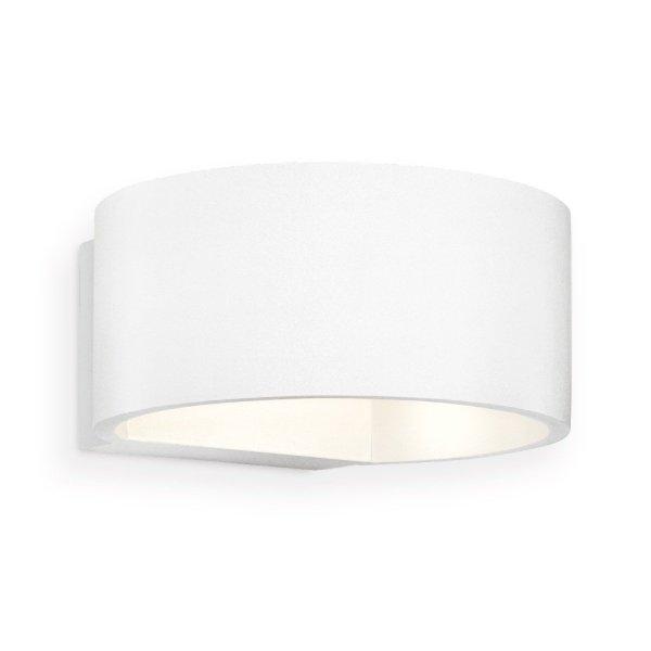 Home sweet home LED wandlamp Lounge Ø 13,4 cm - wit