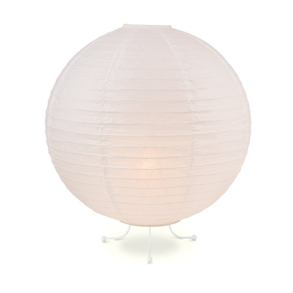 Home sweet home tafellamp Lampion Ø 40 cm - wit