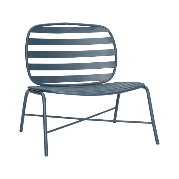 Hubsch Lounge chair, Metal Green Default
