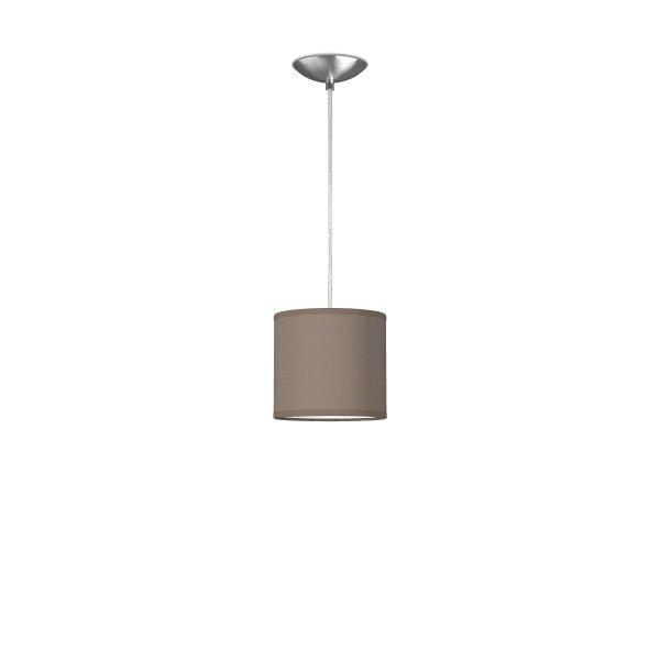 hanglamp basic bling Ø 16 cm - taupe