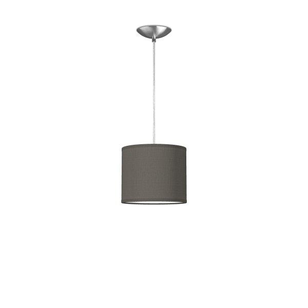 hanglamp basic bling Ø 20 cm - antraciet
