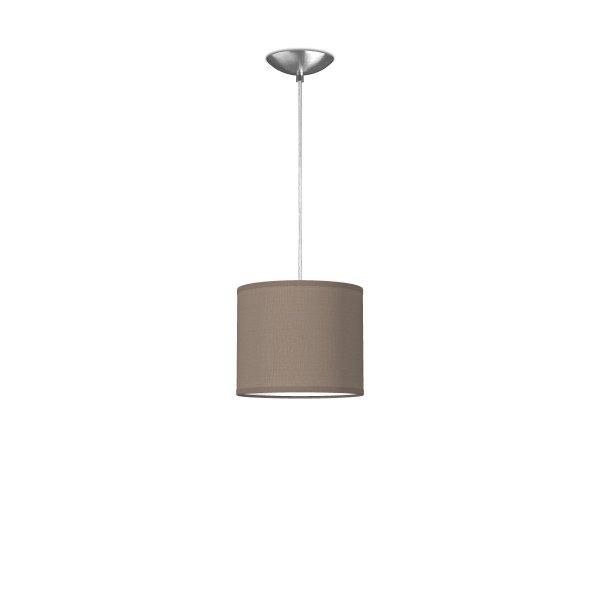 hanglamp basic bling Ø 20 cm - taupe